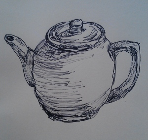 teapot of tranquility